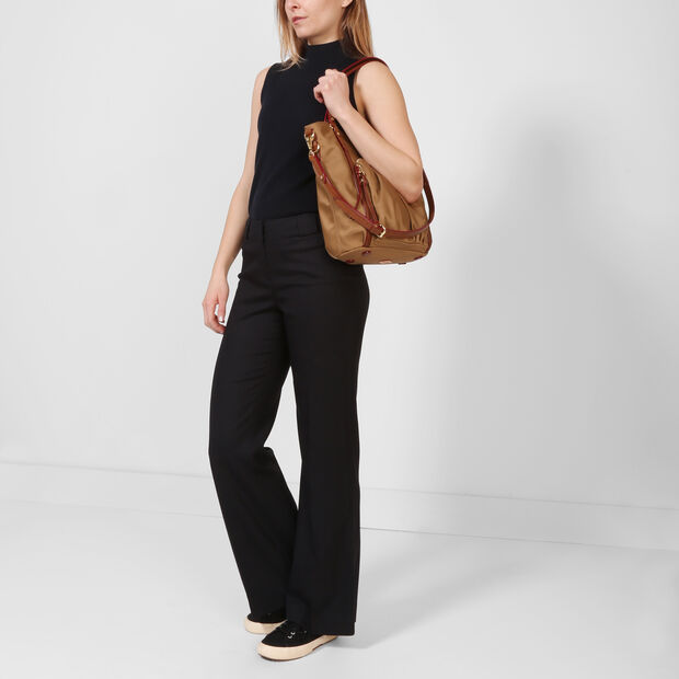 Caramel Bedford Nikki Tote (1481369) in color Caramel