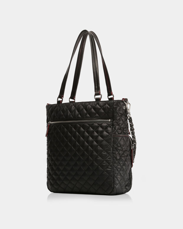 Black Oxford Crosby Tote (10490108)