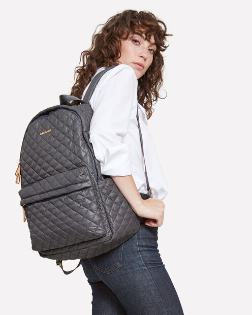 Magnet Oxford Metro Backpack  (7660404) in color Magnet