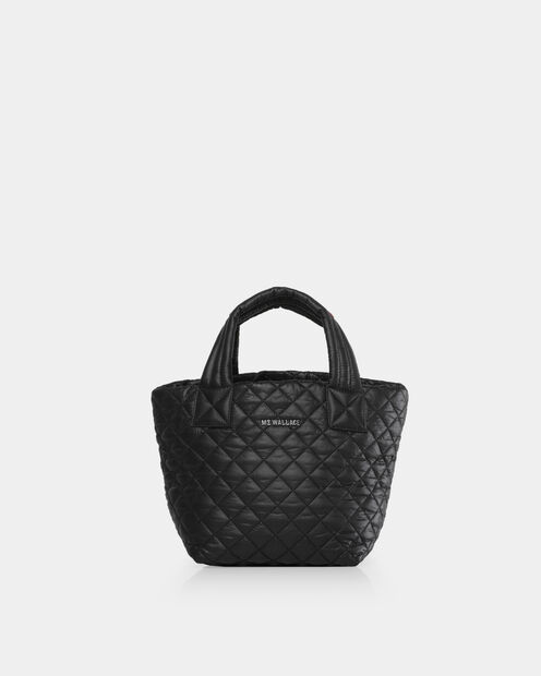 Mini Metro Tote in color Black