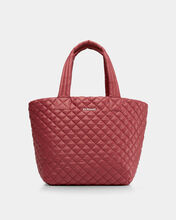 Damask Oxford Medium Metro tote (3761415)