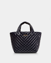 Dawn Lacquer Small Metro Tote (3701410)