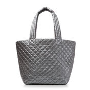 Steel Metallic Medium Metro Tote (3761027)