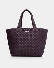 Damson Oxford Large Metro Tote (3711425)