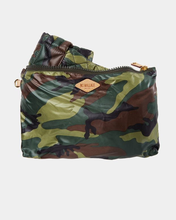 Small Metro Tote - Camo Oxford (3700265)