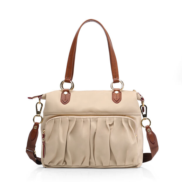 Flax/Brown Bedford Small Belle (10091379)