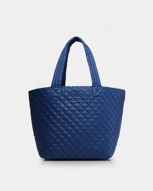 Medium Metro Tote in color Estate Blue