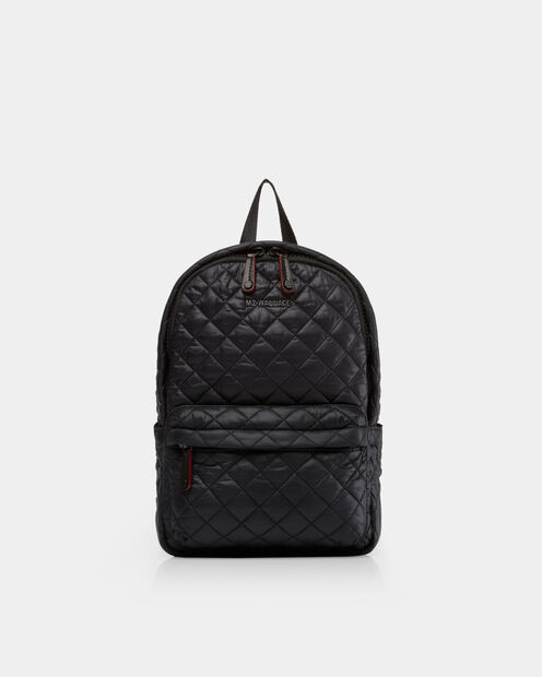 Small Metro Backpack in color Black