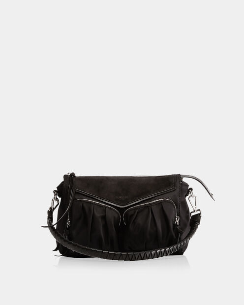 Thompson Crossbody X1231-XS in color Black