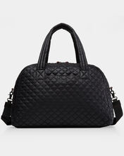 Black Quilted Oxford Nylon Jim Bag (2660108)