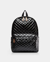 Black Lacquer Metro Backpack (7660434)