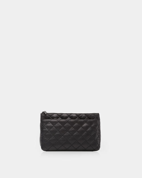 Savoy Flat Pouch - Black Oxford (3560108) in color Black