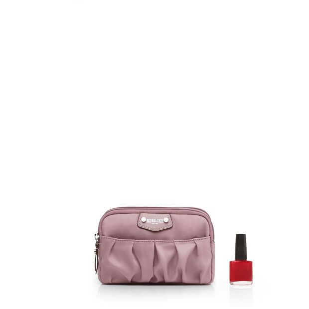 Dusty Rose Bedford Nikki Cosmetic (10331393) in color Dusty Rose