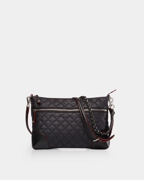 Crosby Crossbody in color Black