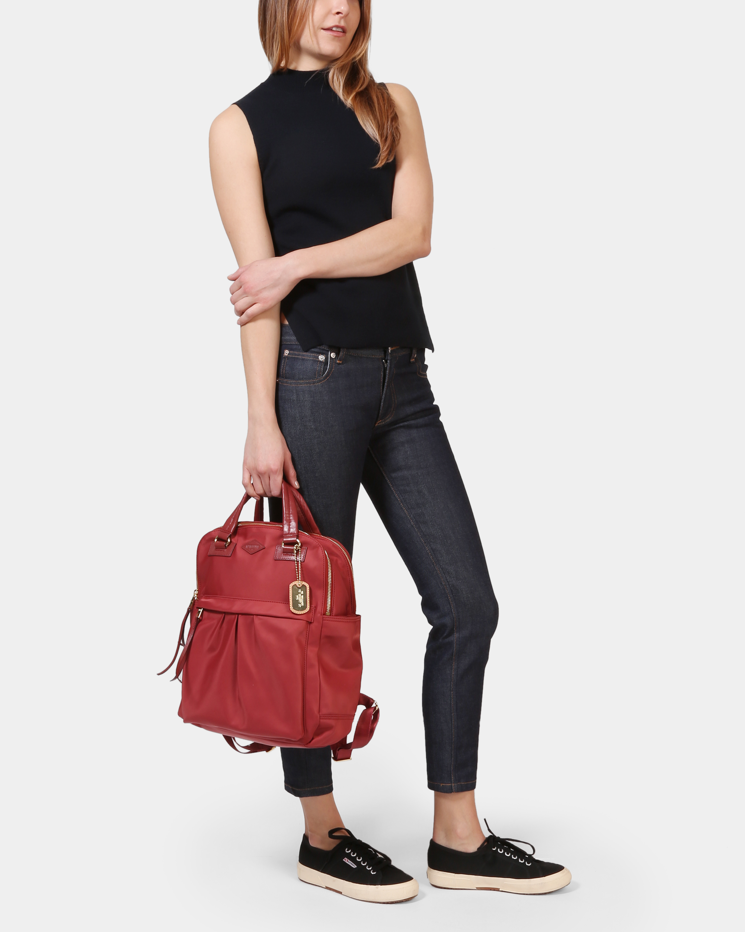 Dahlia Bedford Jordan Backpack (4531380) in color Dahlia