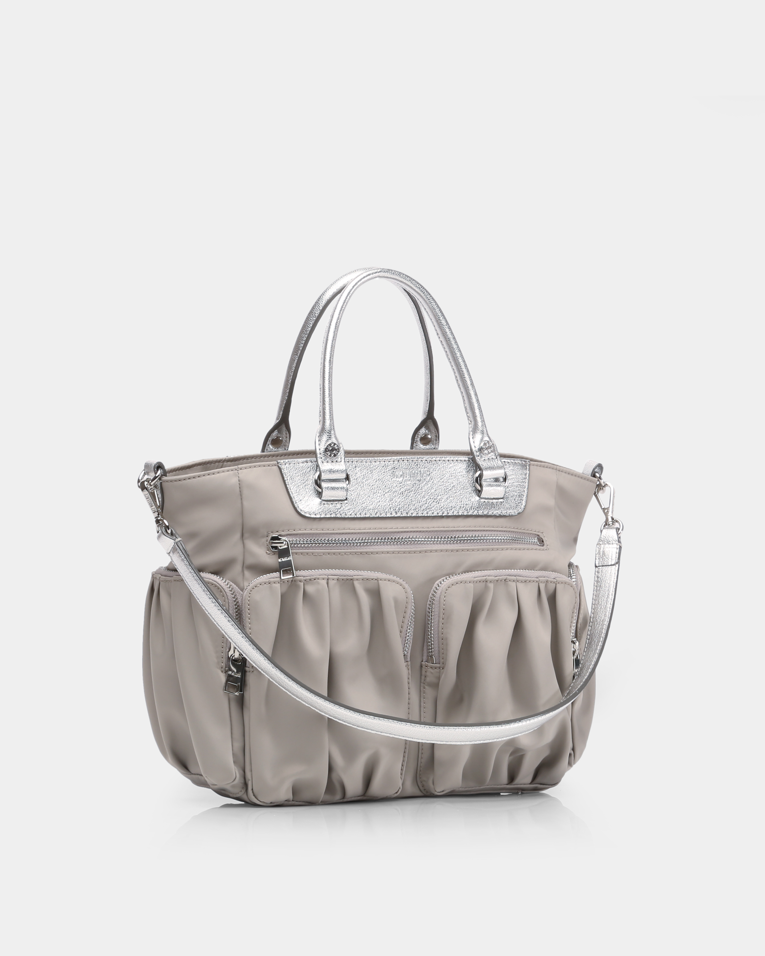 Paloma Bedford Small Abbey Tote  (5921372) in color Paloma