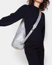 Tin Metallic Matt Bag