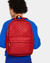 Carmine Oxford Metro Backpack (7661478)