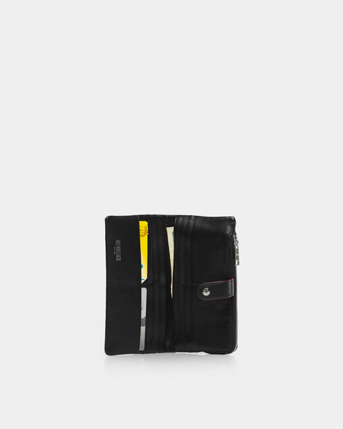 Black Moto Mae Wallet (2690067) in color Black Moto