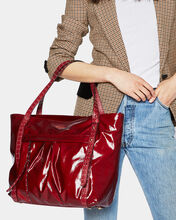 Cranberry Gloss Harlow Tote