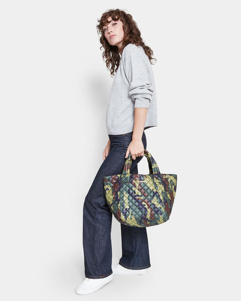 Small Metro Tote - Camo Oxford (3700265) in color Camo