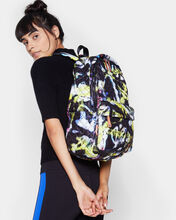 Graffiti Print Metro Backpack