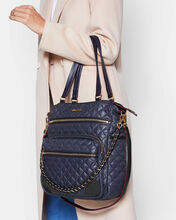 Dawn with Gold Hardware Crosby Tote