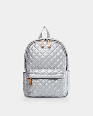 Tin Metallic Small Metro Backpack (5841525)