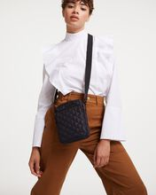 Black Rec Micro Metro Crossbody