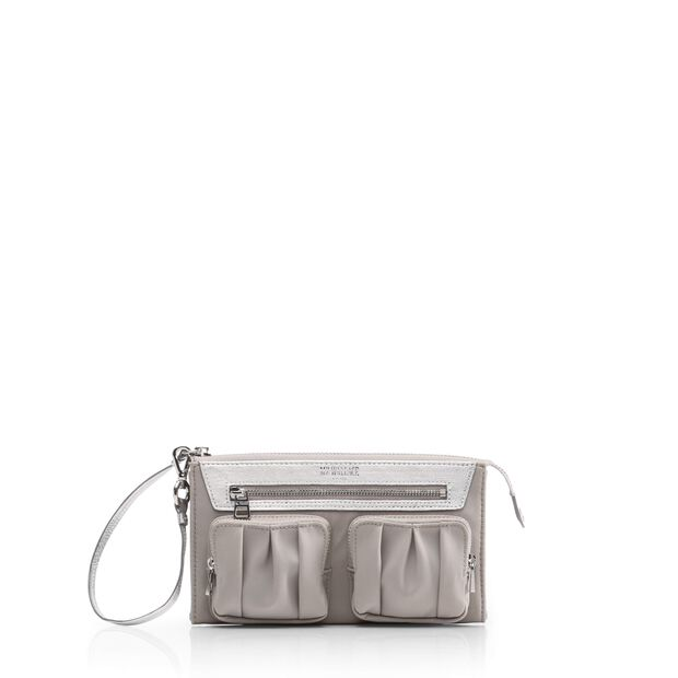 Abbey Wristlet in color Paloma