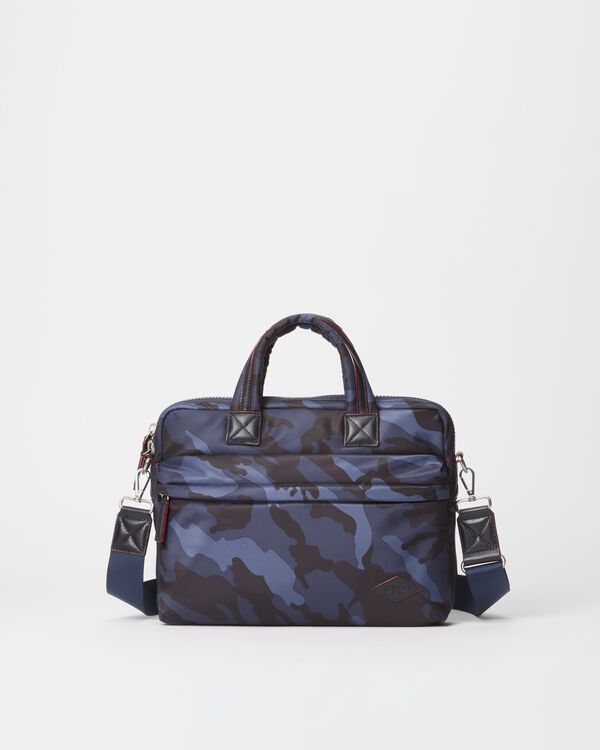 Dark Blue Camo Air Bleecker Slim Brief