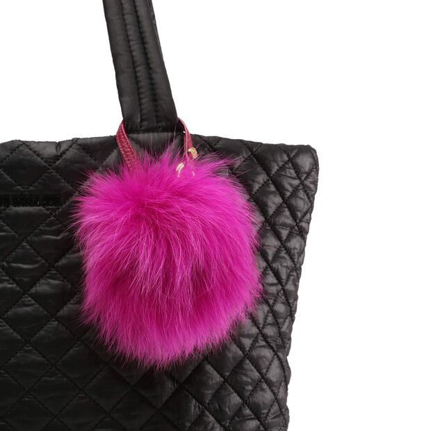 Loop Fur Charm - Hot Pink (7961346) in color Hot Pink
