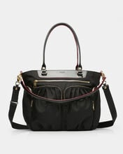 Black Abbey Tote