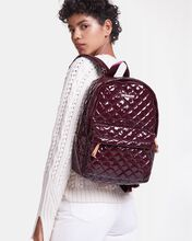 Port Lacquer City Backpack