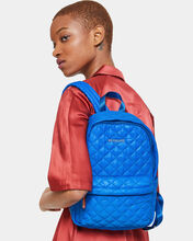 Tahiti Blue Small Metro Backpack