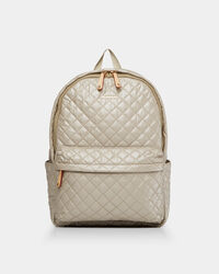 Atmosphere Metallic Metro Backpack (7661484)