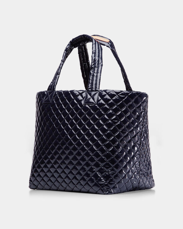 Dawn Lacquer Large Metro Tote (3711410)
