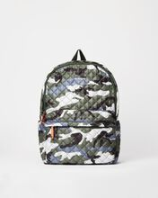 Ocean Camo Metro Backpack