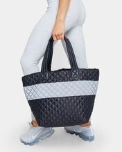 Flash Black Medium Metro Tote