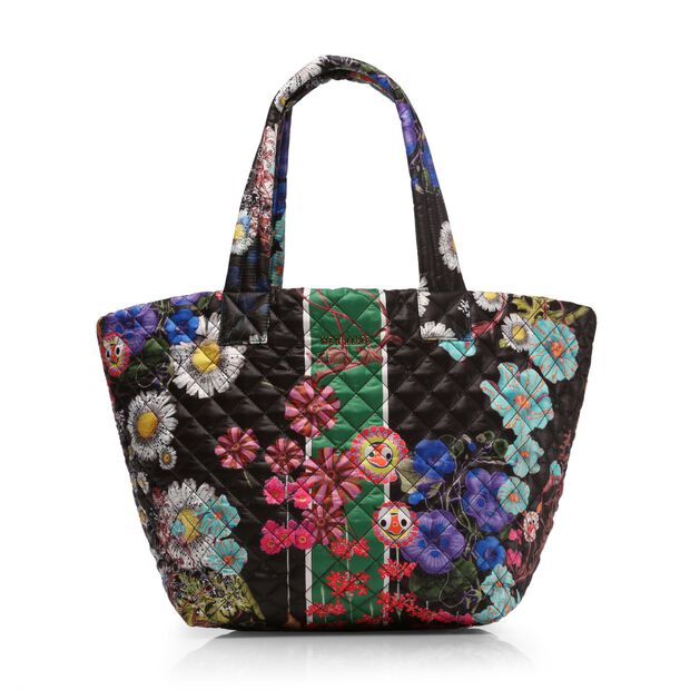 Medium Metro Tote in color CR Floral