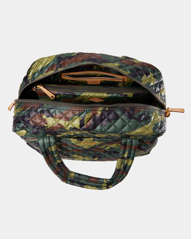 Camo Quilted Oxford Nylon Jim Bag (2660265)
