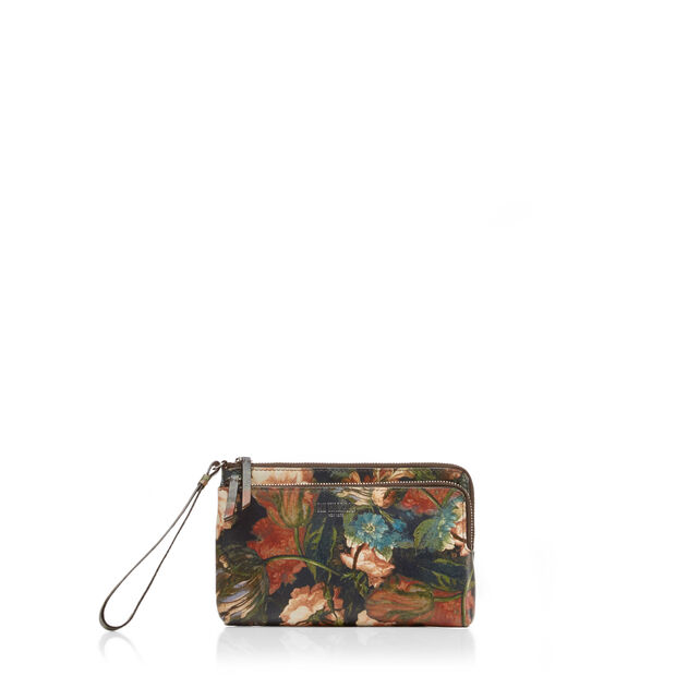 Ariana Clutch in color Night Garden