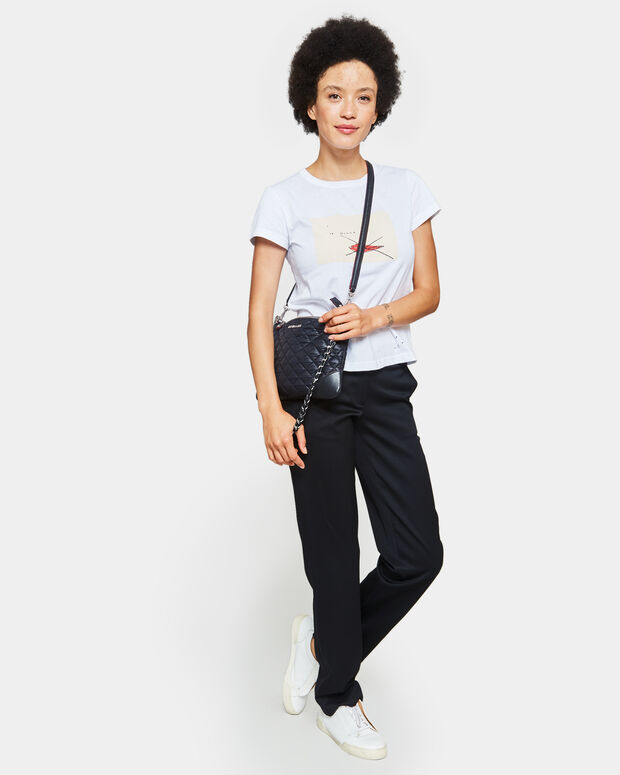 Black Oxford Small Crosby Crossbody (10080108)