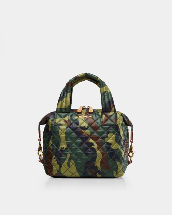 Green Camo Small Sutton