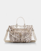 Basket Weave Bedford Small Abbey Tote (5921374)