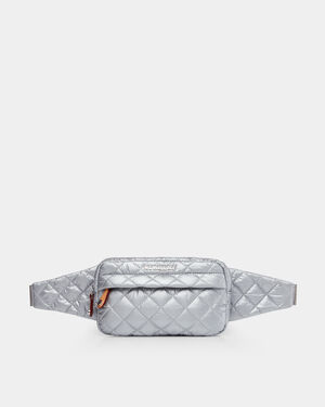 Tin Metallic Metro Belt Bag (11841525)
