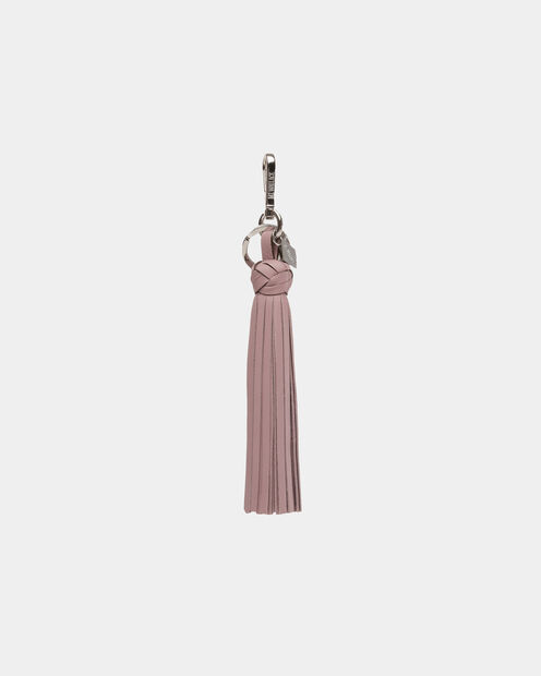Braided Tassel in color Dusty Rose
