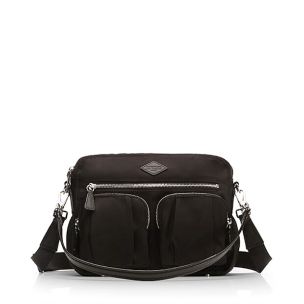 Roxy Crossbody in color Black