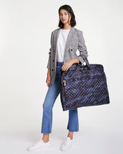 Dark Blue Camo Michael Garment Bag