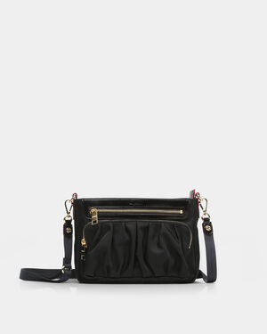 Abbey Crossbody Black Bedford (6030089)